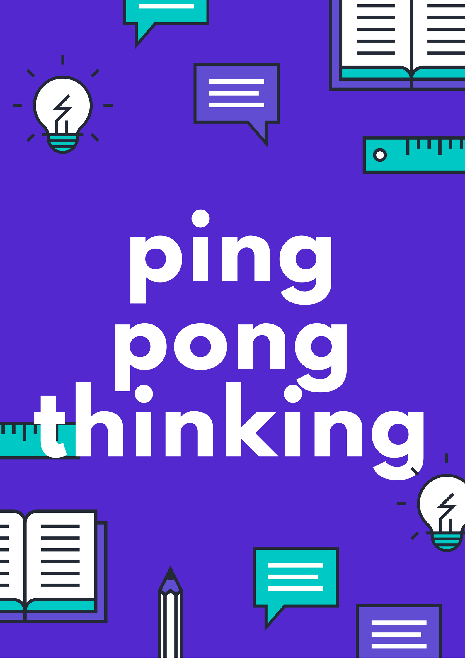 Ping Pong Thinking with Lorenzo Tural Osorio